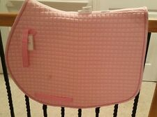 (IMPERFECT) PRI 100% COTTON QUILTED ALL PURPOSE A/P SADDLE PAD