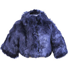 Janie And Jack Girl's Faux Fur Jacket