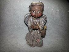 SARAH'S ATTIC BLACK AMERICAN COLLECTIBLE ANGEL GIRL NUMBERED 1319