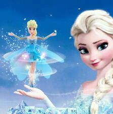 Flying Doll Toy Girl Control Infrared Frozen  Princess Induction Xmas Gift Fairy