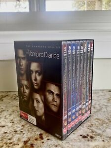 The Vampire Diaries The Complete Series Seasons 1-8 Box Set