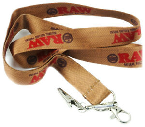 RAW Lanyard & Clip