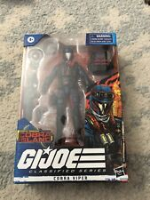 Cobra Viper GI Joe Classified Series Cobra Island Target Exclusive Action Figure