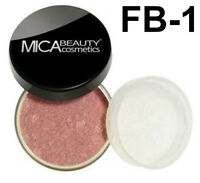 Mica Beauty Mineral Face & Body Bronzer 9 Gr. FB-1 Bronze