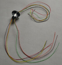 Small Slip Ring For Wind Turbine Generator 2A , 6 Wires