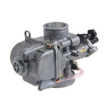Universal 28mm Motorcycle Carburetor For Keihin Carb PWK Mikuni With Power Jet