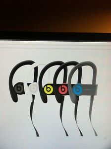 100% Genuine Powerbeats3 Wireless Headphones With Hooks Without Accessories