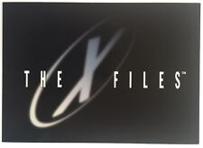 The X Files / Nokia / CellularOne --Advertisement Postcard