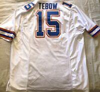 Tim Tebow Florida Gators 2009 BCS Championship authentic Nike stitched XL jersey