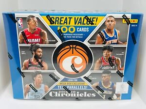 2019-20 Panini Chronicles Basketball Mega Box Brand New Factory Sealed
