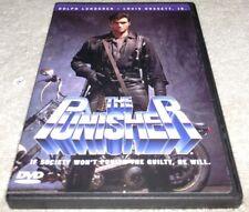 The Punisher (DVD  DOLPH LUNDGREN
