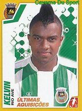 395 KELVIN RIO AVE.FC BRAZIL UPDATE STICKER FUTEBOL 2012 PANINI