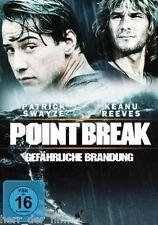 GEFÄHRLICHE BRANDUNG, Point Break (Patrick Swayze, Keanu Reeves) NEU+OVP