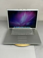"""Apple MacBook Pro 1,2 A1151 Mid 2006 Core Duo T2600 2.16Ghz 17"""" 2Gb 120Gb Hdd"""