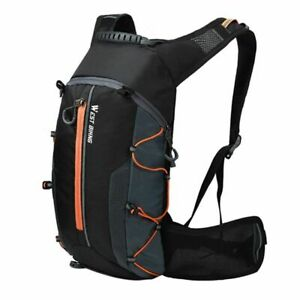 Waterproof Bicycle Backpack 10L Ultralight Bike Climbing Cycling Hydration Bag