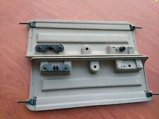 95-05 Chevy Astro Van Gmc Safari Tan rear arm rest tray storage panel trim side