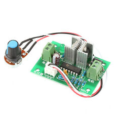 12V-24VDC(max) 3A DC Motor Speed Controller PWM Speed Governor Driver 120W