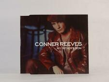 CONNER REEVES MY FATHER'S SON (H14) 4 Track CD Single Picture Sleeve WILDSTAR