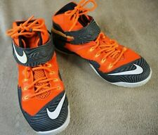 Nike Zoom Lebron Soldier VIII Basketball Shoes (688579-610) Men's US Size 13