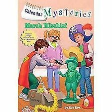 Calendar Mysteries #3: March Mischief (A Stepping Stone Book(Tm)-ExLibrary