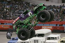 Grave Digger (Nose Up) POSTER 24 X 36 INCH