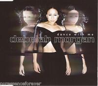 DEBELAH MORGAN - Dance With Me (UK 5 Track CD Single)