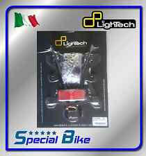 HONDA HORNET 600 2011 > 2013 KIT PORTATARGA LIGHTECH CATADIOTTRO LUCE TARGA