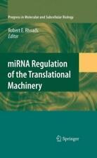 Mirna Regulation Of The Translational Machinery