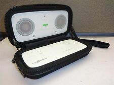 iPod Shuffle 512MB Media Player A1112 w/ iPax Portable Speaker System 5087