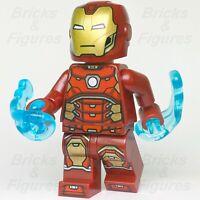 New Marvel Super Heroes LEGO® Iron Man Tony Stark Avengers Minifig 76140 Genuine