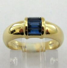 00d7077ac Tiffany & Co.. Sapphire Yellow Gold Fine Rings for sale | eBay