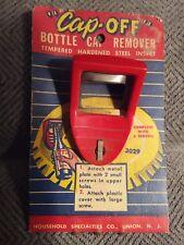 Vintage CAP OFF Bottle Cap Remover