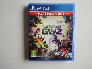 Plants vs Zombies: GW2 for PS4 in NEAR MINT Condition (Disc MINT)