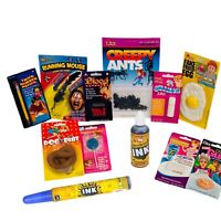 STARTER PRANK KIT Deluxe - 12Different Pranks Beginner Pranks HILARIOUS GAG JOKE