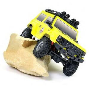 FTX OUTBACK MINI 2.0 PASO 1:24 READY-TO-RUN W/PARTS - YELLOW FTX5508Y