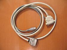 Computer SCSI Kabel (25 PIN HD Schraub mit 5 Pol DIN auf 36 Centronics Buchse)