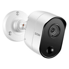 ZOSI 1080p HD TVI Outdoor Bullet Security Camera Night Vision for Home CCTV DVR