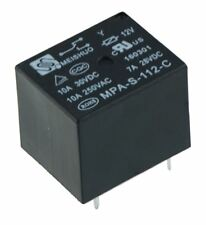 6v Mini Miniature Power Relay SPDT 15a