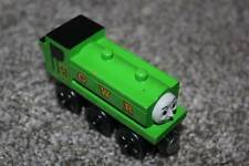 Thomas the Train Tank Engine & Friends Wooden Green Duck GWR Learning Curve Toy