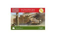 Plastic Soldier Company BNIB 1/72nd German Panzer IV Tank WW2V20002
