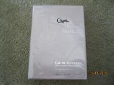 Pure White by Designer Collection 3.3 OZ EAU DE Toilette SPRAY NEW in Box