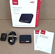 No Contract Verizon 4G LTE WiFi Ellipsis Mobile Hotspot Modem Router Prepaid