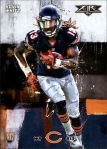 2015 Fire Rookies #12 Kevin White NM-MT RC Rookie Bears   ID:154385