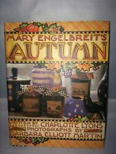 "Mary Engelbreit Illustrated Book ""Autumn"" Craft Projects By Charlotte Lyons"