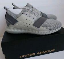 Under Armour Womens 9.5 Threadborne Shift Running Shoe Gray Aluminum 3019918 109