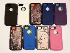 OtterBox Defender Series for iPhone 5/5S/SE face Only NO Clip (NO TOUCH ID)