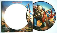 "Iron Maiden The Trooper 12"" Vinyl Picture Disc"