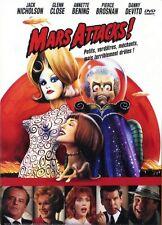 Mars Attacks ! - DVD