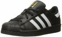Adidas Originals BA8379: Kids' Superstar C Core Black/White Sneaker