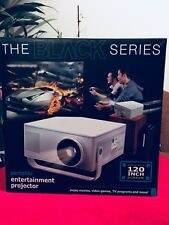 The Black Series Portable Entertainment Projector